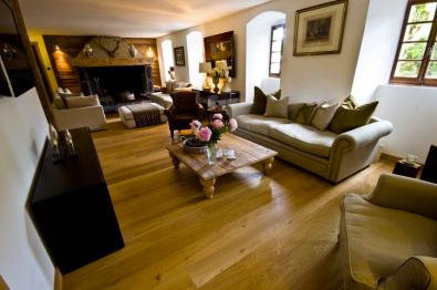 Living room Morzine Property for sale