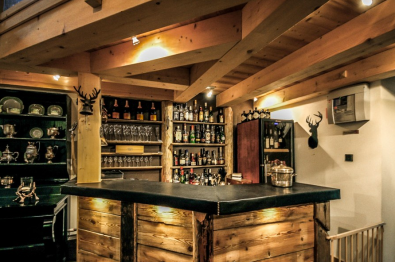 Morzine Chalet with Bar 1