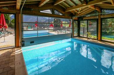 Les Gets Hotel With Pool For Sale