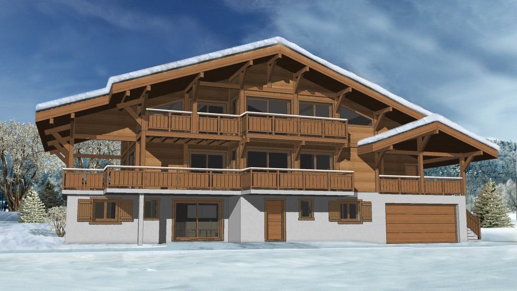 Chalet - Les Plans aux Gets