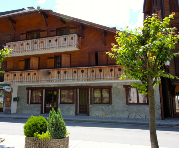 centre of morzine - house for sale